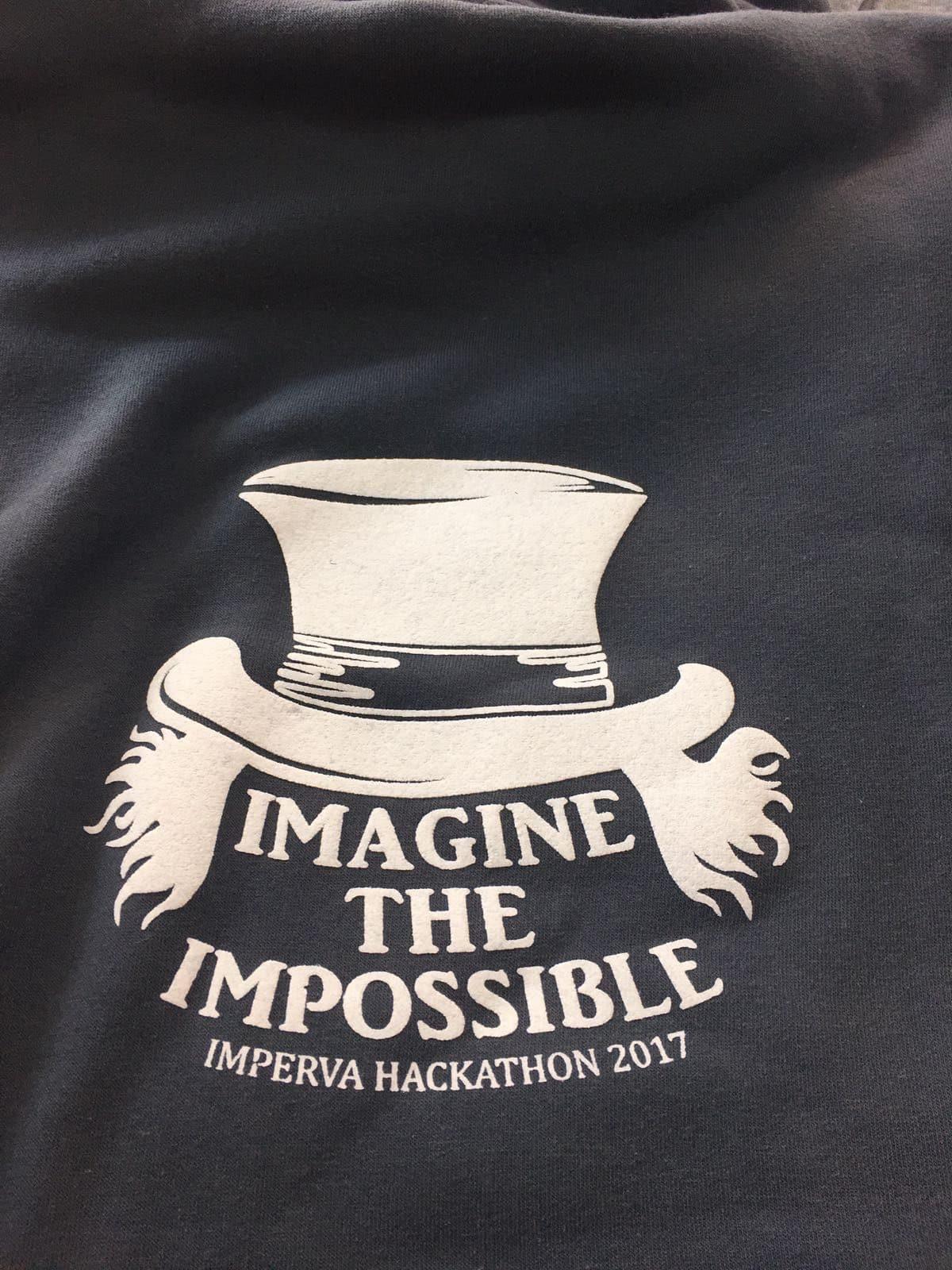 חולצה מודפסת לעסק Imperva